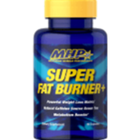 Picture of SUPER FAT BURNER-60 CAPS