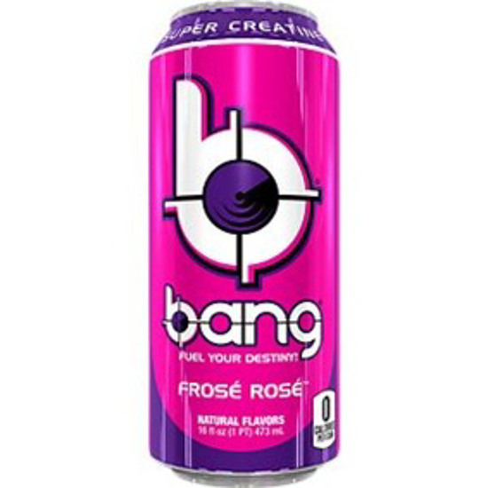 Picture of BANG ENERGY DRINKS-FROSE ROSE