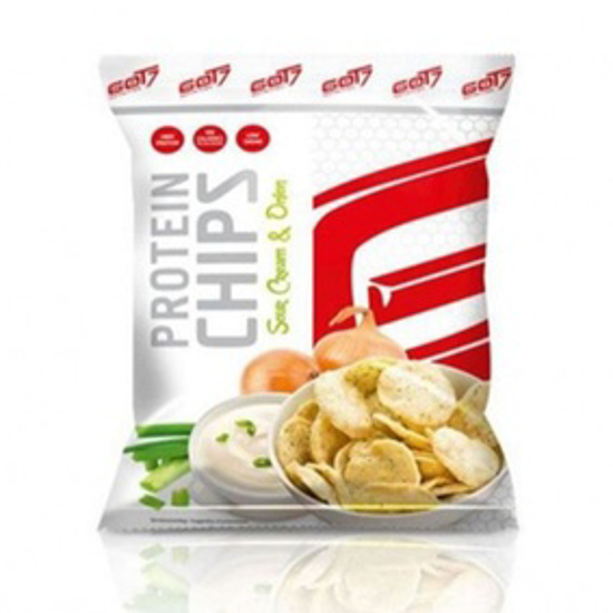 Picture of PROTIEN CHIPS - SOUR CREAM&ONION