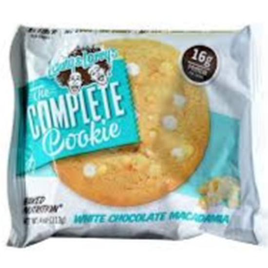 Picture of LENNY&LARRY'S COMPLETE COOKIES -  WHITE CHOCLATE MACADAMIA