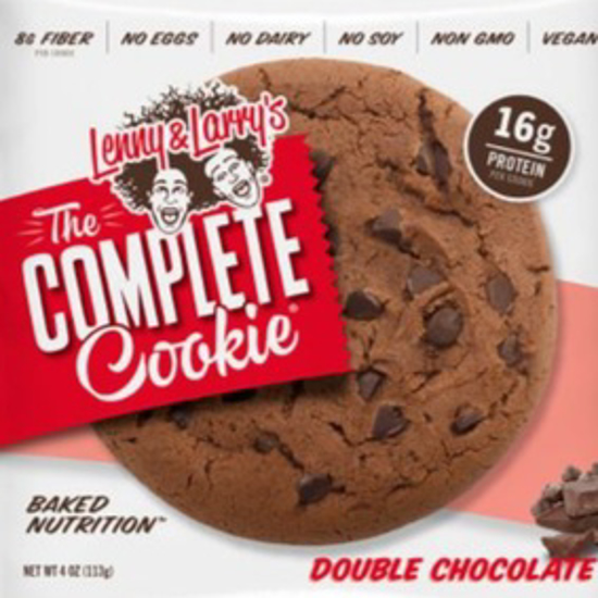 Picture of LENNY&LARRY'S COMPLETE COOKIES - DOUBLE CHOCLATE