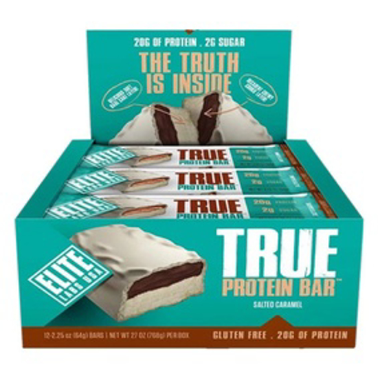 Picture of TRUE PROTIEN BAR- SALTED CARAMEL