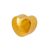 Picture of Studex® 12 Pairs (Dozen pack) 24ct Gold Plated Shapes Heart Regular: DZ-R502Y