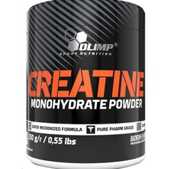 Picture of CREATINE  MONOHYDRATE POWDER 250GM