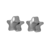Picture of Studex® Select™ Stainless Steel Shapes Star Regular: PR-R501W-STX