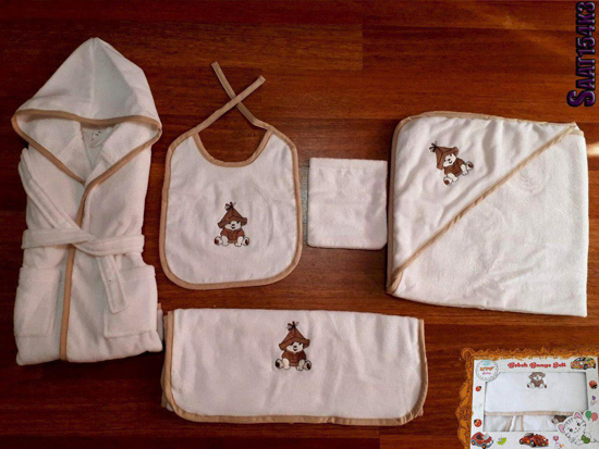 Picture of Baby Towels Set