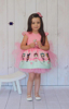 Picture of BABY GIRL PINK DRESS