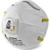 Picture of 3M-Mask N-95 -8210V -10-pcs-box